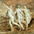 The Three Graces by Peter Paul Rubens