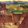 The Trefilerada On Peignitz  by Durer Albrecht