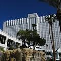 The Tropicana Hotel And Casino, Las Vegas by David Burns