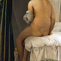 The Valpincon Bather by Jean-Auguste-Dominique Ingres