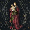 The Virgin Of The Dry Tree by Petrus Christus