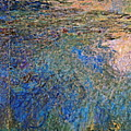 The Water Lily Pond 1914 1917 by Claude Monet