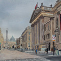 Theatre Royal Newcastle by George Levitt