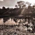 Thornton Reservoir, Leicestershire by Melissa Stephenson