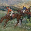 Three Jockeys by Celestial Images