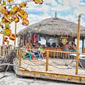 Tiki Bay Island  by Allen Williamson