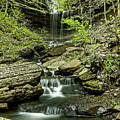 Tinker Falls by Doolittle Photography and Art