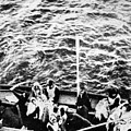Titanic: Lifeboats, 1912 by Granger
