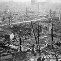 Tokyo Earthquake, 1923 by Granger
