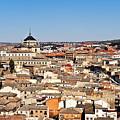 Toledo Spain by John Greim