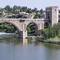 Toledo Spain  by Jon Berghoff