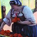Tomatoe Lady by Snake Jagger