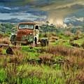 Tornado Truck by Blake Richards