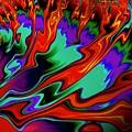 Total Chaos by Barbara Zahno