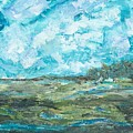 Toward Pinckney Island by Kathryn Riley Parker