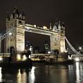 Tower Bridge London by Jon Daly