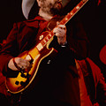 Toy Caldwell Of Themarshall Tucker Band At The Cow Palace by Daniel Lars of The Marshall Tucker Band at The Cow Palaceen