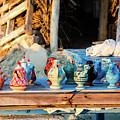 traditional tunis ceramics, Djerba, 07 Nov 2014 by Josef Pliva