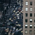 Traffic In New York City. View by Everett
