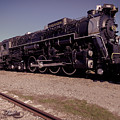 Train Engine #2732 by Melissa Messick