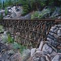 Train Ghosts IIi by Glen Frear