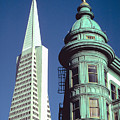 Dueling Architecture In San Francisco by Carl Purcell