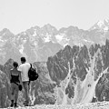 Trekking Together by Alfio Finocchiaro