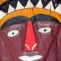 Tribal Decoration by Yali Shi