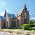 Trinity Church In Kristianstad by Antony McAulay