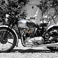 Triumph Tiger 100 1939 by Mark Rogan