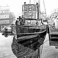 Tug Boat by Hartono Tai