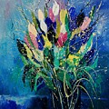 Tulips 45 by Pol Ledent