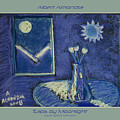Tulips By Moonlight - Blue Notes Version by Albert  Almondia