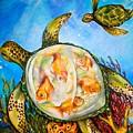 Turtle Tank by Lauren Webb