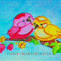 Tweet-hearts Forever by Hazel Holland