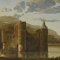 Ubbergen Castle by PixBreak Art