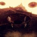 Ufo Edinburgh by Raphael Terra