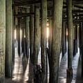 Under The Boardwalk by Kristopher Schoenleber
