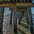 Under The Naples Pier by Judy Hall-Folde