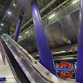 Underground Escalator by David Pyatt