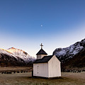 Unstad Chapel by Brad Rempel
