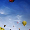 Up To The Sky by Angel Ciesniarska