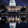 Us Capital Building by Bill Dodsworth
