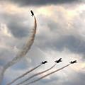 Us Navy Blue Angels by KG Thienemann
