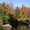 Usa, New York, Adirondack State Park by Panoramic Images