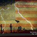 Usa Patriotic Operation Geronimo-e Kia by James BO  Insogna