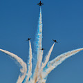 Usaf Thunderbirds Media Day 2 by Tommy Anderson