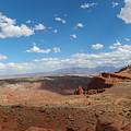 Utah Landscape by Jeff Swan