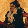 Van Gogh: Larlesienne, 1888 by Granger