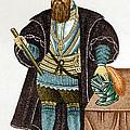 Vasco Da Gama, Portuguese Explorer by Science Source